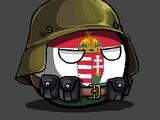 Kingdom of Hungaryball (1920-46)