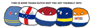 Tough Dutch Polandball