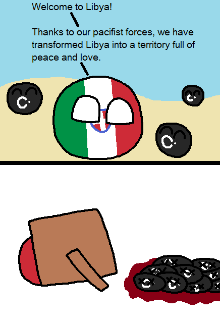 Pacification of Libya