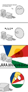 How Seychelles got his flag