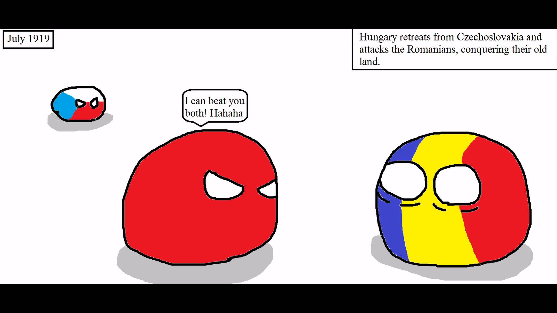 Hungarian-Romanian War