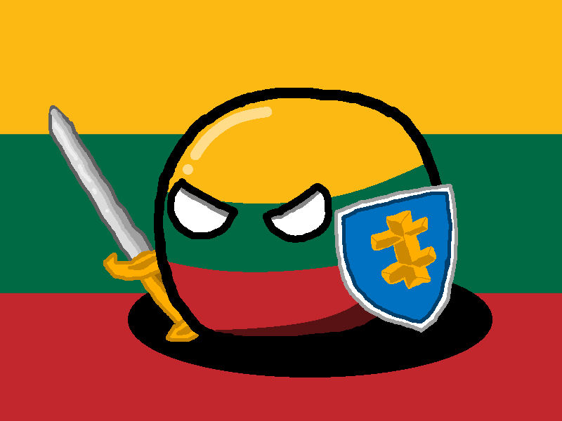 Lithuaniaball