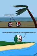 Mexico - puerto rico - rep dominicana