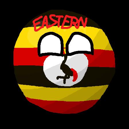 Eastern Ugandaball