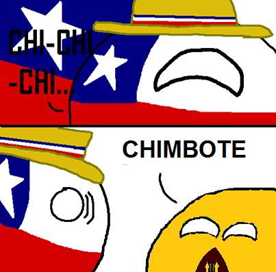 Chimboteball