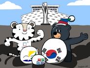 2018PyeongchangWinterOlympics(Countryballs)