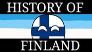 History of Finland Countryballs