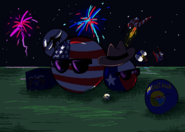 It's July 4th Time by breaddildo