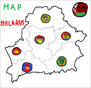 Belarus - MAP COMPETITION