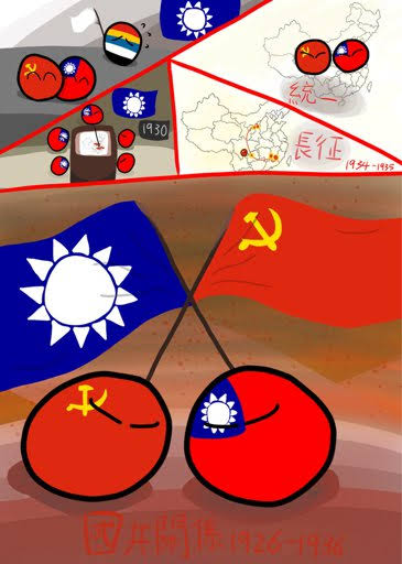 Guerra Civil Chinesa