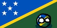 Solomon IslandsBall (CountryBall & Flag)