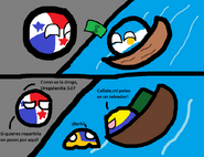 Panama - Argentina - Colombia