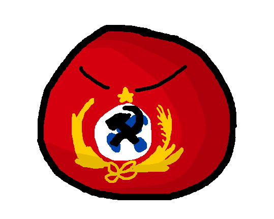 Chinese Soviet Republicball