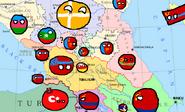 Caucasian Map