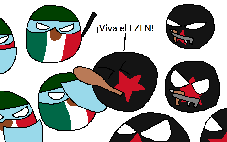 Zapatista Uprising