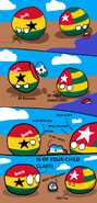 Western Togoland can into free