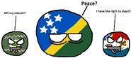Solomon Islands Civil War
