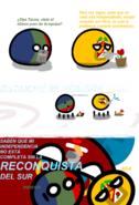 Reconquista characata