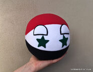 SyriaBall-pluszak