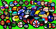 Xavier Animations - Polandball wiki fandom group photo V2