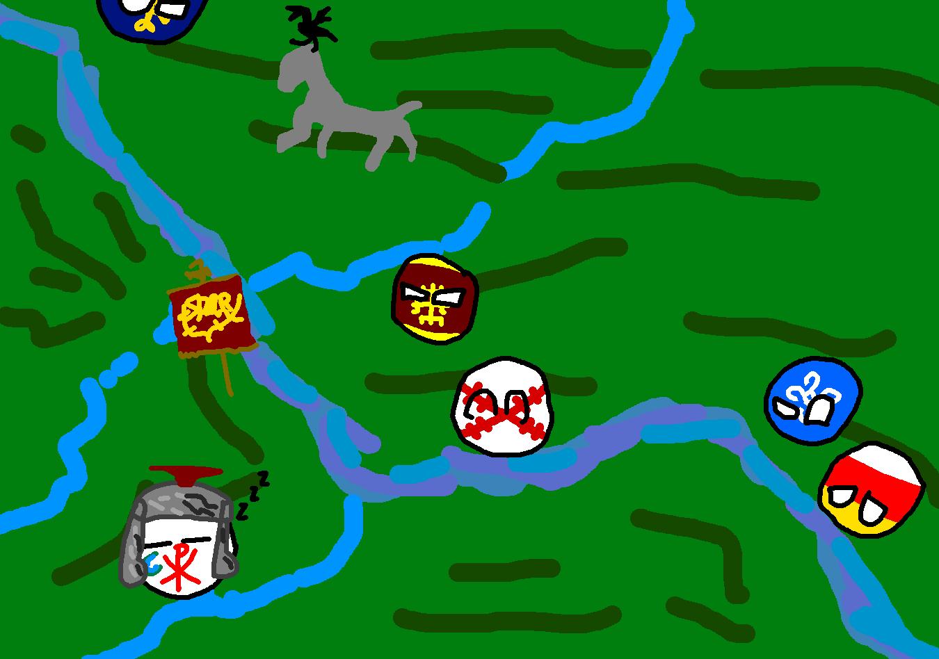 Crossing of the Rhine