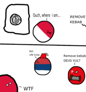 Parallel universe - Serbia - Turkey