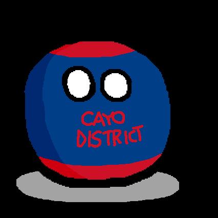 Cayo Districtball