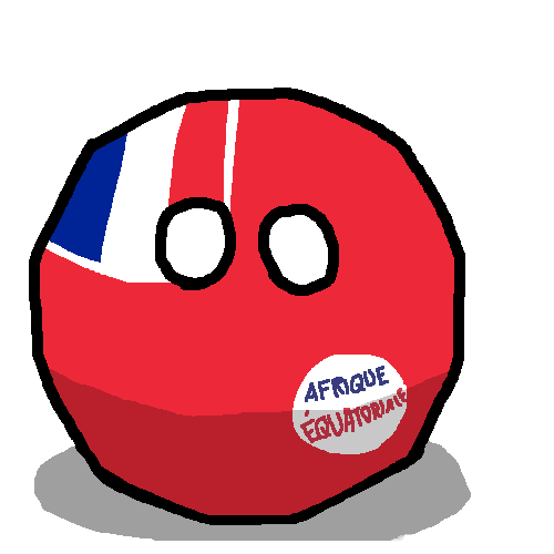 French Equatorial Africaball