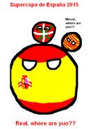 Supercopa countryballs