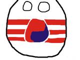People's Republic of Koreaball