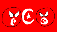 Tunisia-Turkey Drawing