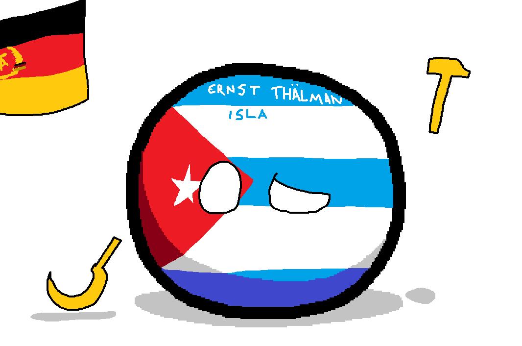Ernst Thälmann Islandball