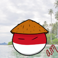 Indonesia ball