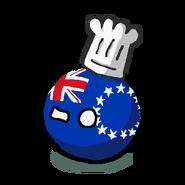 Cook islands (countryball catch 'em all)
