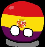 Republic of Spainball