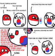Korea & Poland pepsi