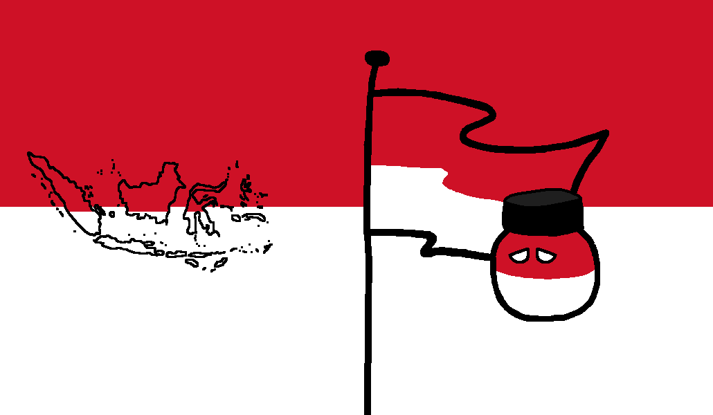 United States of Indonesiaball