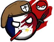 Franciaball 4