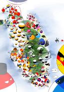 Malaysiaball States Map (by BrandonTeoh on Reddit)