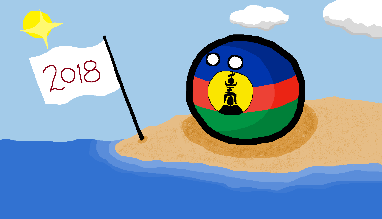 New Caledoniaball