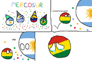 Bolivia can not into Mercosur (1)