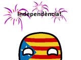 Catalan Republicball (2017)