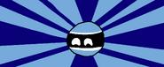 Botswanaball by (Xavier Animations)