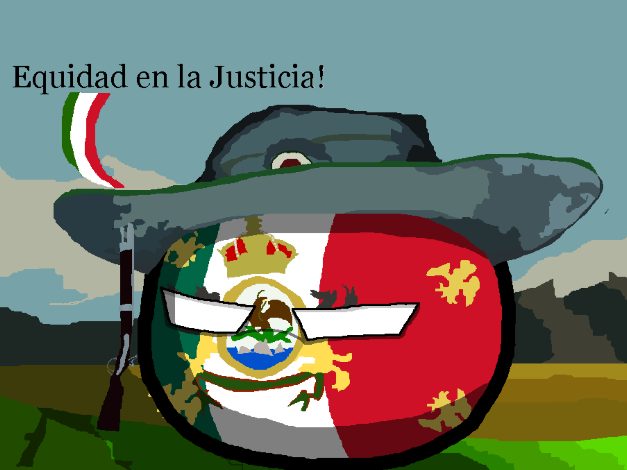 Second Mexican Empireball