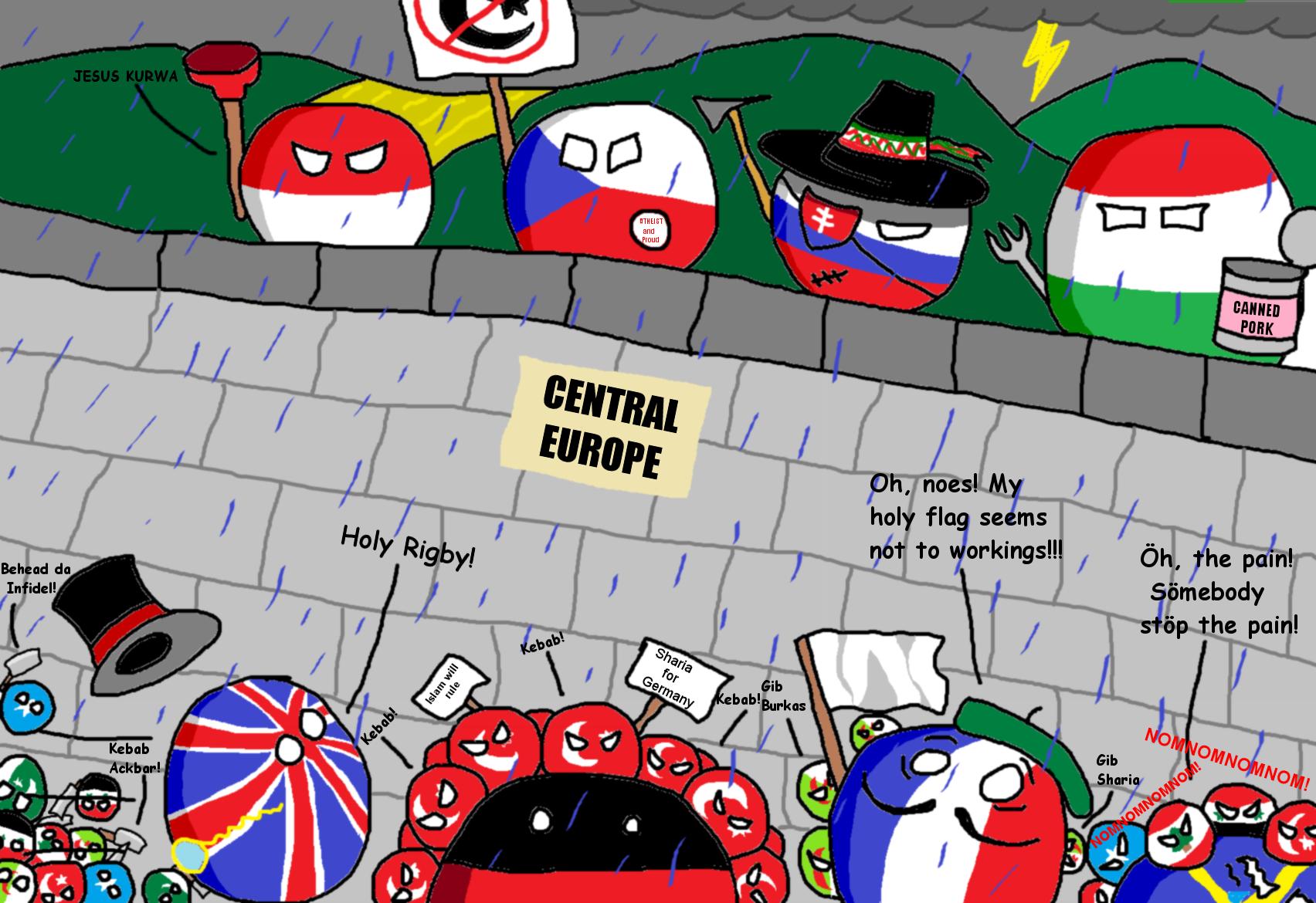Visegrád Groupball