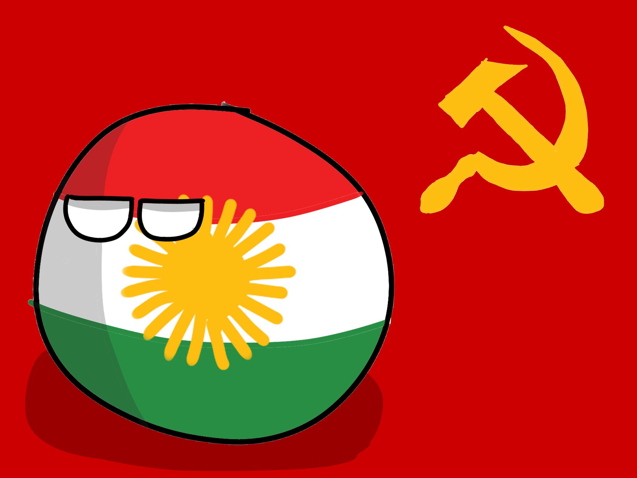 Red Kurdistanball