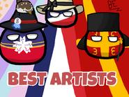 Best artists of PBWikia by Zlojicanel08