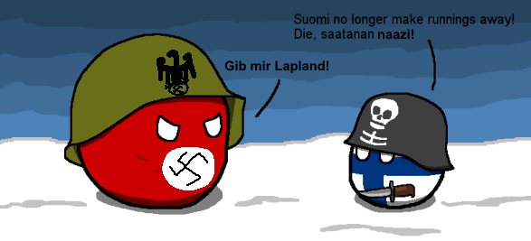 Lapland War