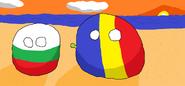 Romania and Bulgaria, the EU's land of Rising Sun