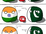 The First Kashmir War